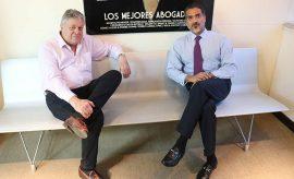 Leopoldo López Gil, padre de Leopoldo López, y Juan Carlos Gutiérrez, abogado de la familia, reconocen que Leopoldo López asiste angustiado al derrumbe de Venezuela.