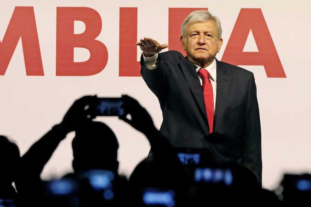 Candidatos a la presidencia de México 2018: Andrés Manuel López Obrador