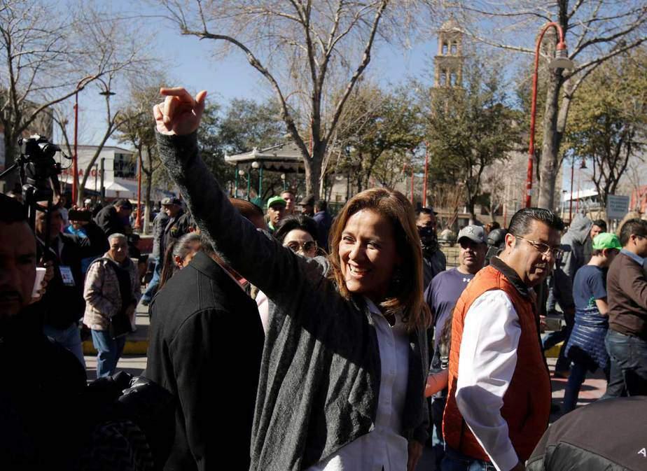 Candidatos a la presidencia de México 2018: Margarita Zavala