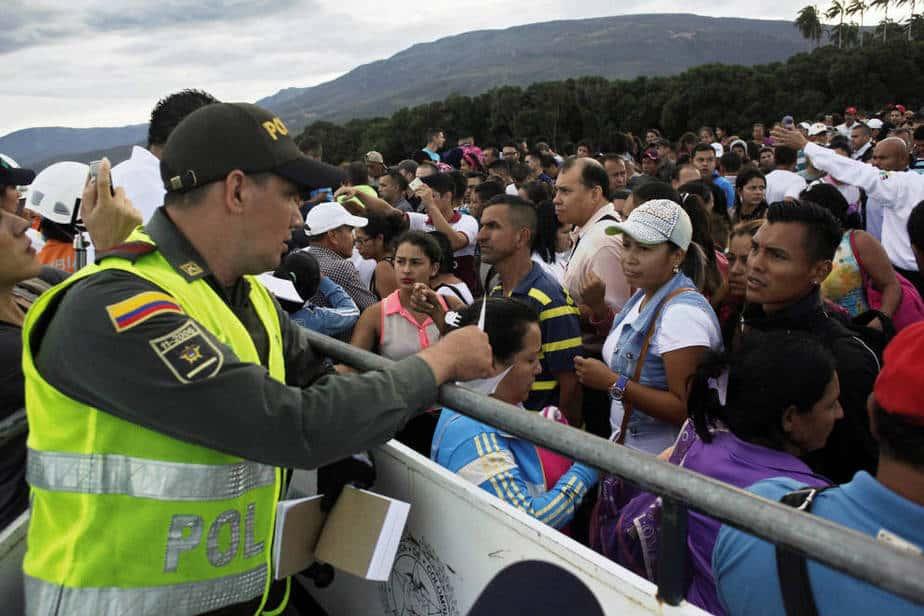 Migrantes venezolanos: Sus destinos principales en 2018