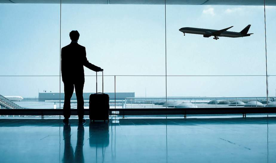 Neceser de viaje para el hombre de negocios