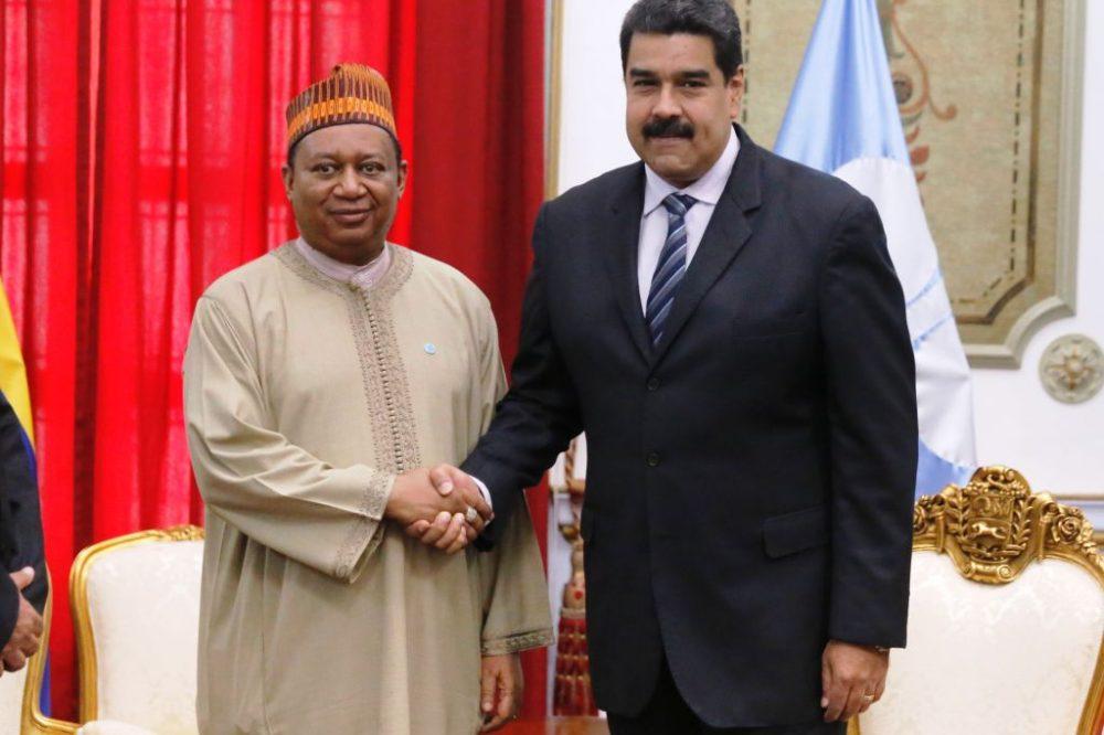 Una Venezuela en crisis y devaluada apunta a decisiones de la OPEP