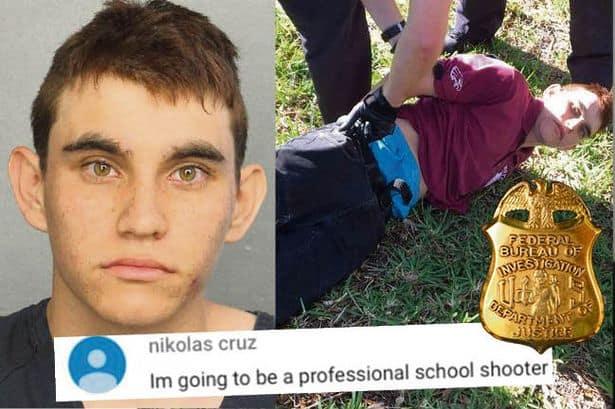 Nikolas Cruz, el asesino del tiroteo en Florida, tiene un oscuro rasgo común con otros asesinos en masa en EEUU.