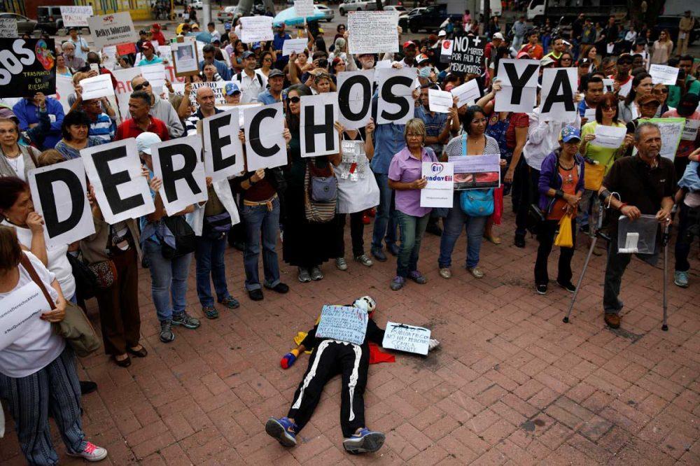 La crisis venezolana se manifiesta en el declive de su sistema de salud