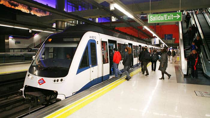 Aumenta el número de usuarios del transporte público.