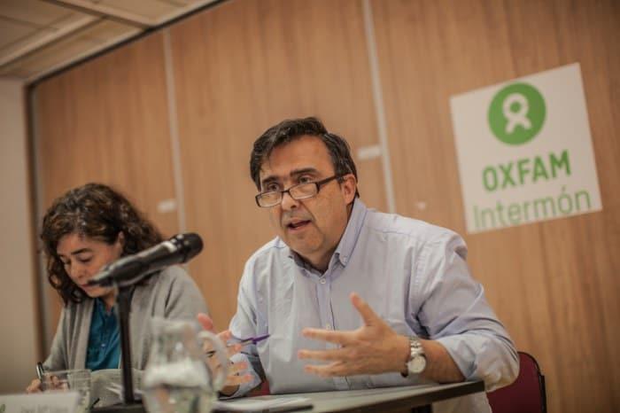 Oxfam Intermón.