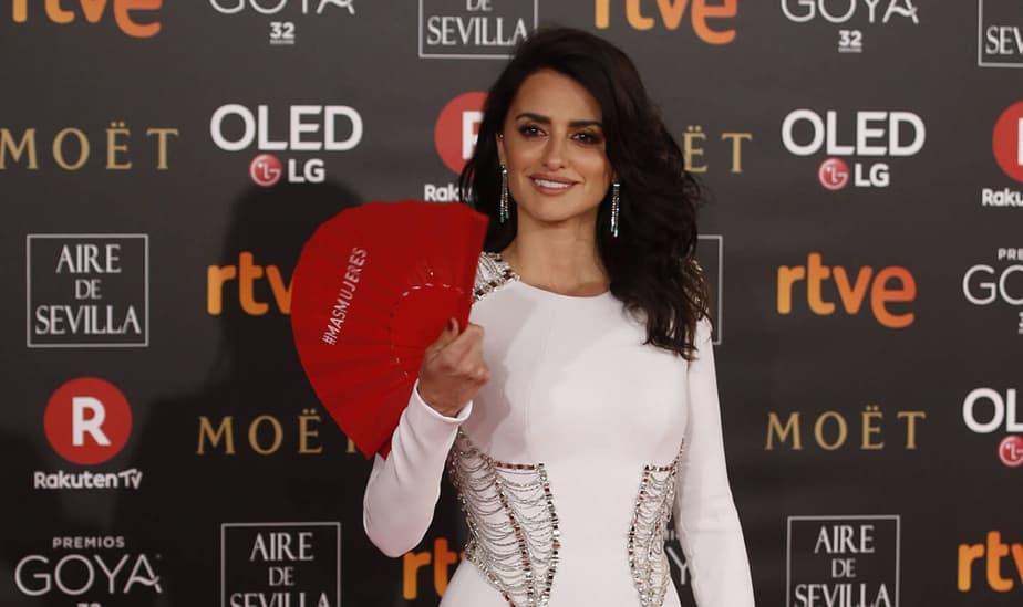 Goya 2018: una alfombra roja llena de glamour y significado femenino