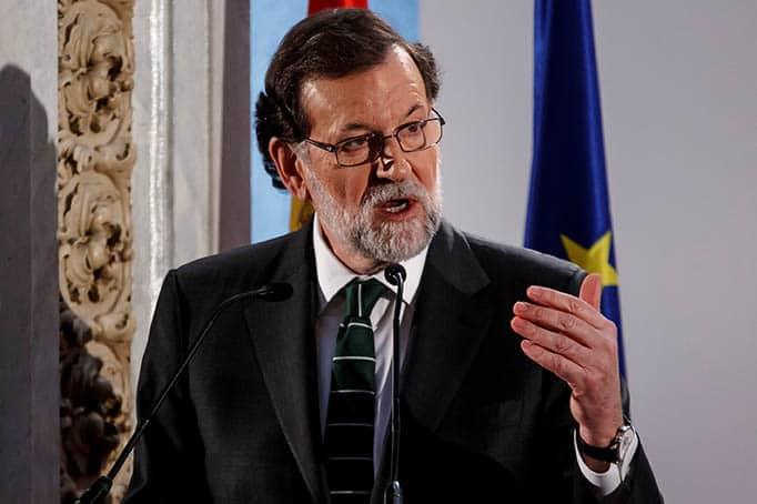 Rajoy no es partidario de otras elecciones en Cataluña