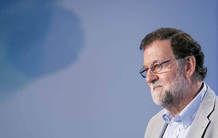 Rajoy reúne a sus barones en Madrid.