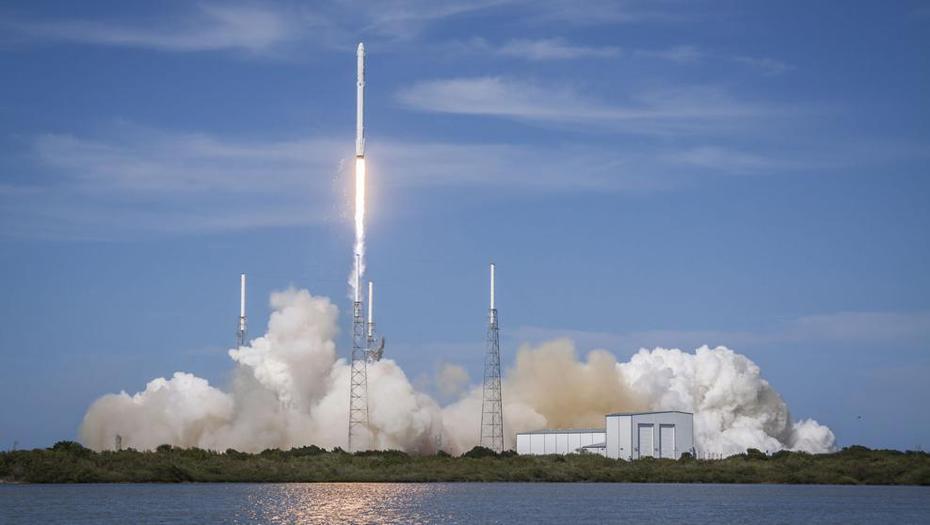 El Satélite español PAZ ya está en el espacio