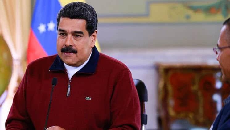 El suéter de Maduro de 155 dólares que enfurece a los venezolanos