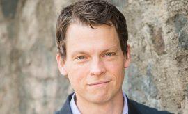 Greg Peters, director de producto de la televisión de Netflix.