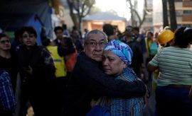 Terremoto en México: Fuerte temblor azota al estado de Oaxaca