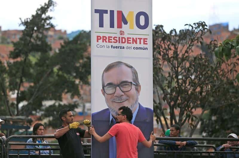 Timochenko: de guerrillero a candidato presidencial sin ningún tipo de revisión judicial