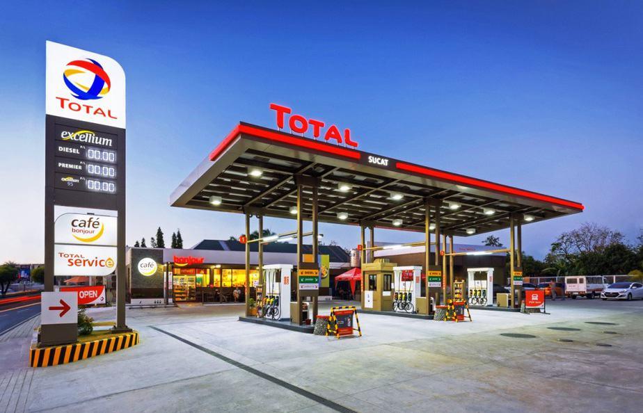 Cien gasolineras de total estarán en México este año