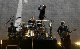 La reventa de entradas para ver a U2 en Madrid se ha disparado.