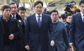El vicepresidente de Samsung, Lee Jae-yong, ha sido liberado tras prosperar su apelación ante la Justicia