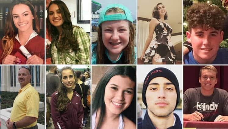 Estas son las víctimas del tiroteo en Florida