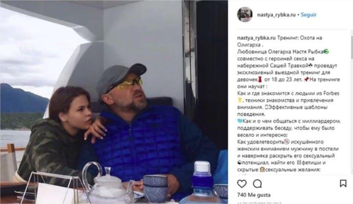 Instagram en Rusia puede ser bloqueada por escándalo sexual