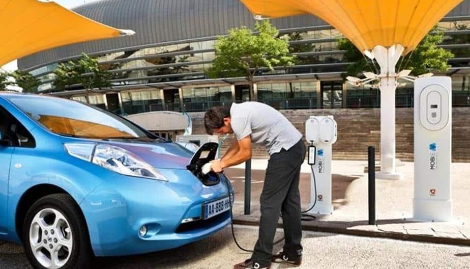 Instalaran más puntos de recarga eléctrica en todo el país