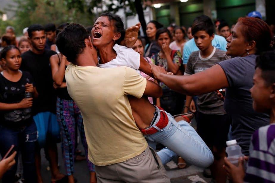 Cárcel de Venezuela. Al menos 68 muertos en el incendio durante un motín