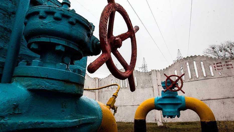 Ucrania ahorra gas y gasolina por ola de frío