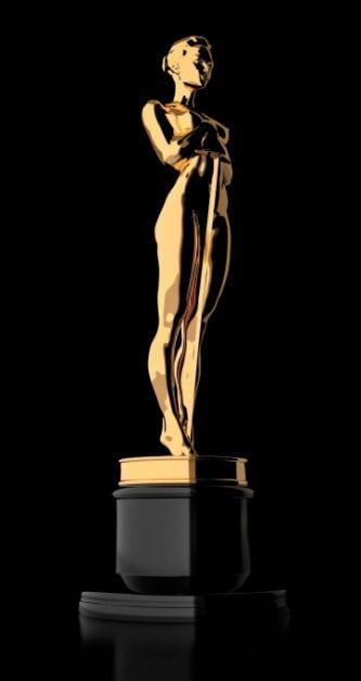 estatuilla del Oscar