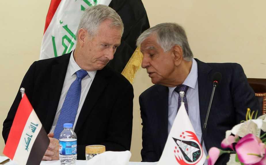 Jabbar al-Luaibi se pronunció sobre le recorte