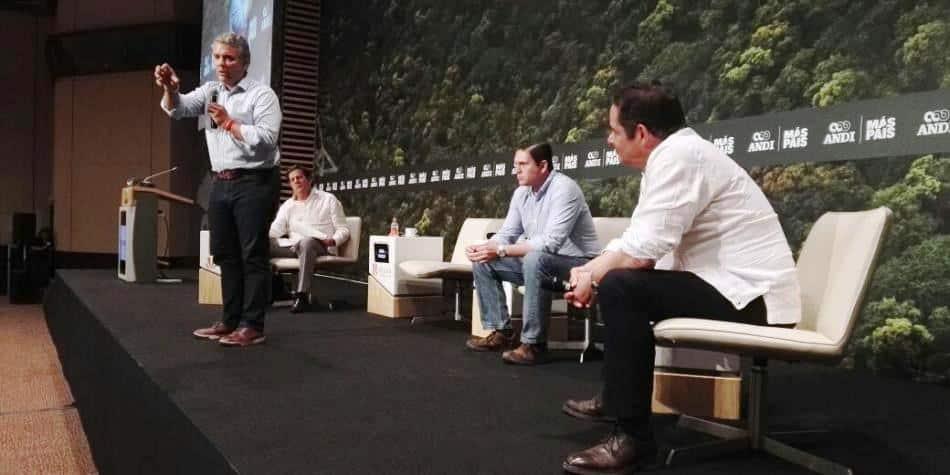 Debaten el futuro energético de Colombia