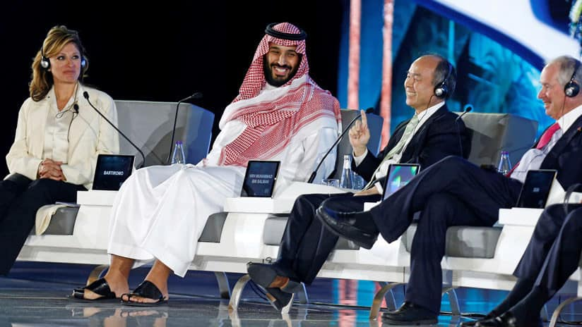 Potencial solar de Arabia Saudita quiere generar mas energía solar