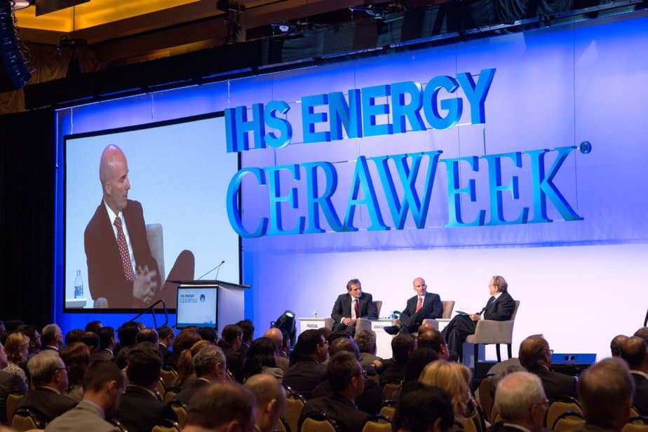 Inversiones energéticas en la CERAWeek