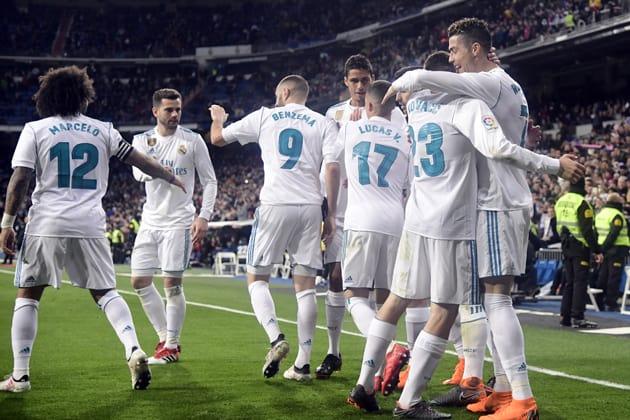 Benzema y Cristiano brillan en goleada del Real Madrid al Girona