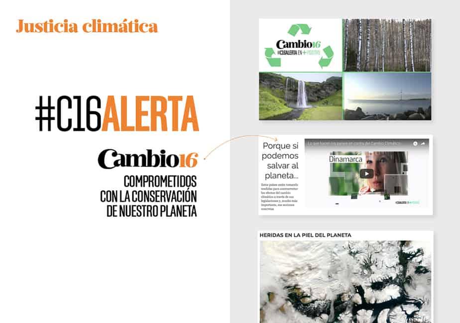 Cambio16 conservacion medio ambiente