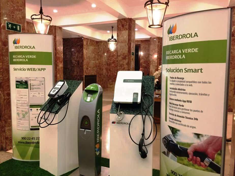 Comunidades de España tendrán recarga móvil