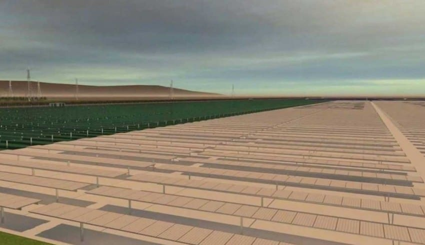 nueva central solar fotovoltaica