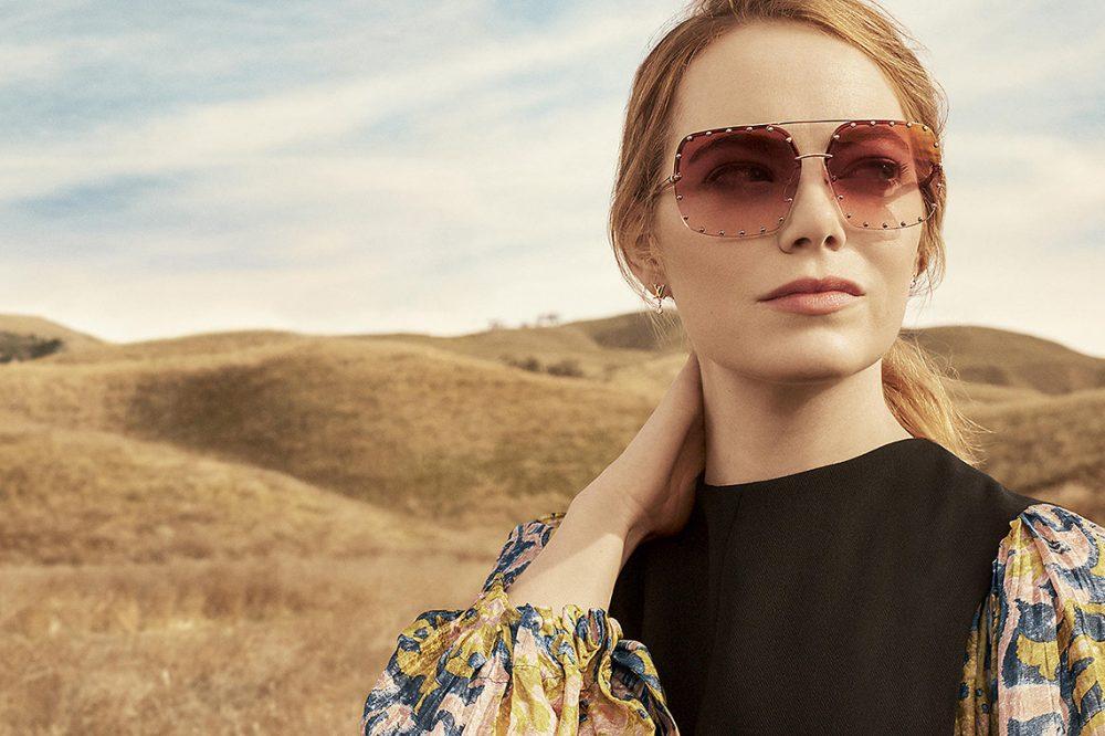 Campaña de Louis Vuitton Prefall 2018 protagonizada por Emma Stone