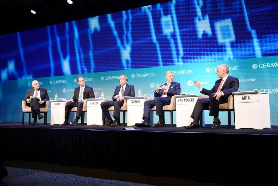 CERAWeek de Houston arranca hoy