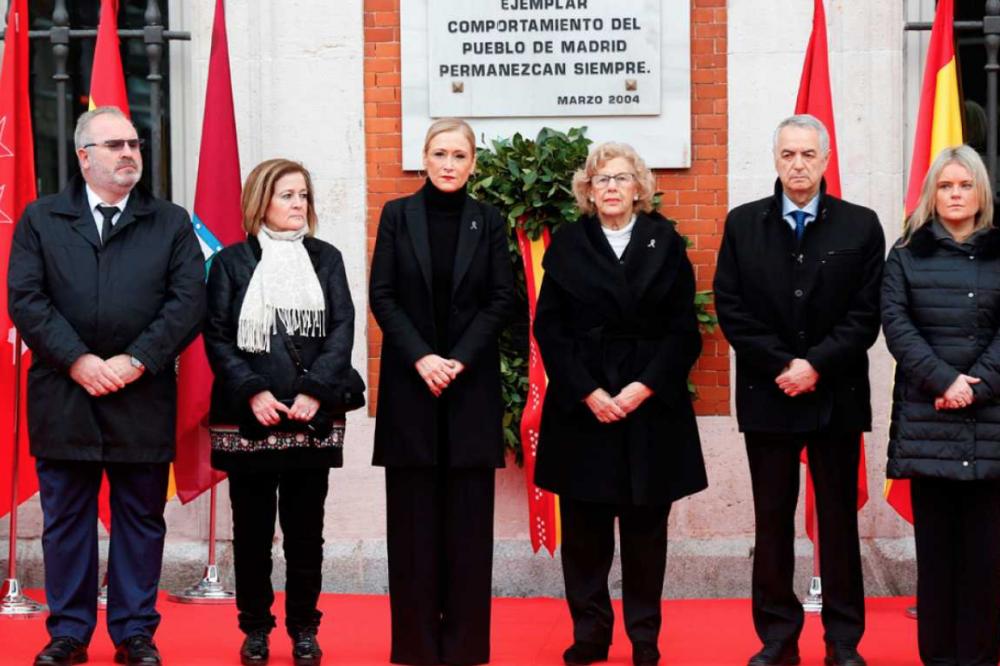 Enemigo común. Homenaje a las víctimas del 11-M catorce años después de la masacre
