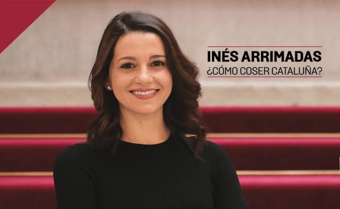 """Inés Arrimadas en Cambio16 explica """"cómo coser Cataluña"""""""