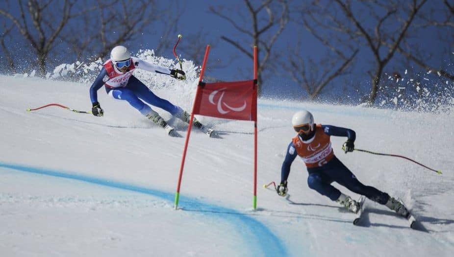 Jon Santacana y Miguel Galindo logran plata en Pyeongchang