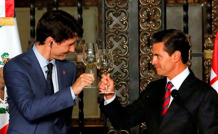 El TPP-11 abre un nuevo mercado para Canadá y México