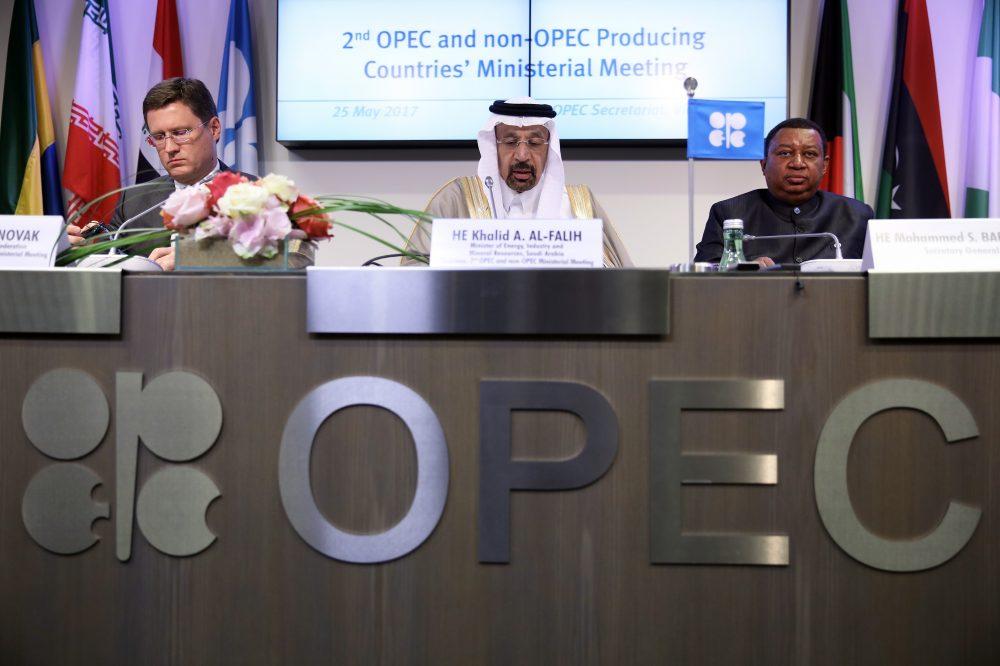 La OPEP dividida en el precio correcto para el petróleo