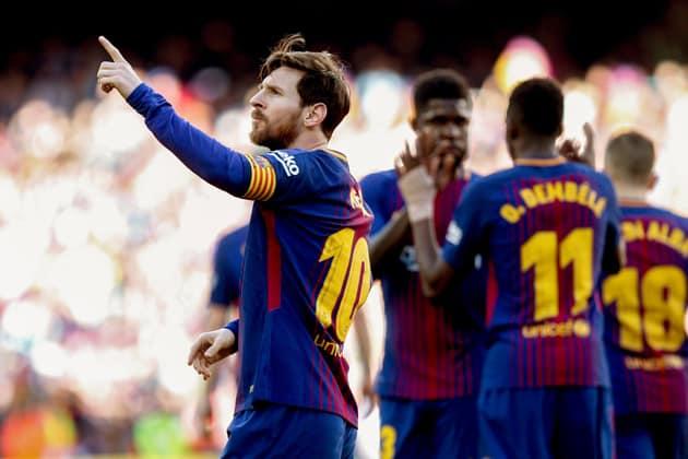 El Barcelonaderrotó este domingo al Athletic Club (2-0)en una gran primer parte