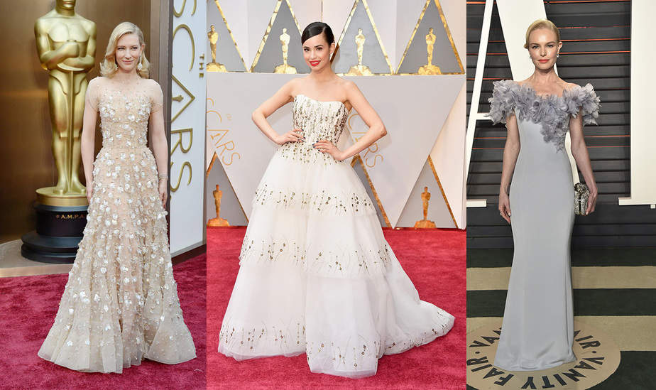 Premios Óscar: Mejores vestido de la última década