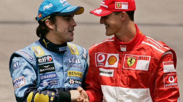 rivalidades en f1