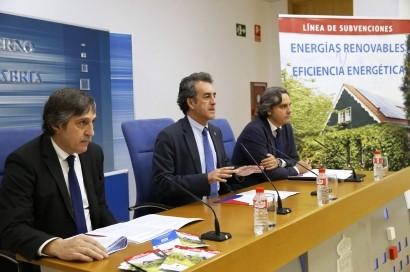 Las renovables y eficiencia energética reciben apoyo