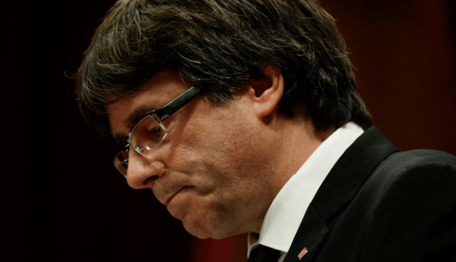 La Fiscalía alemana pide extradición de Puigdemont