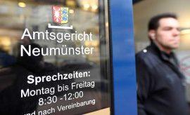 Alemania descartó el delito de rebelión