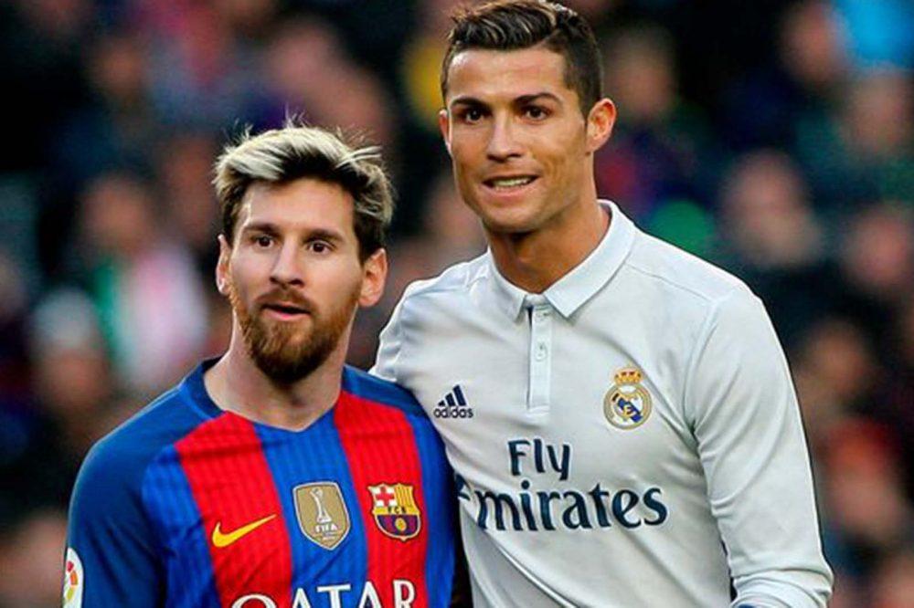 Cristiano y Messi: un récord, otro récord