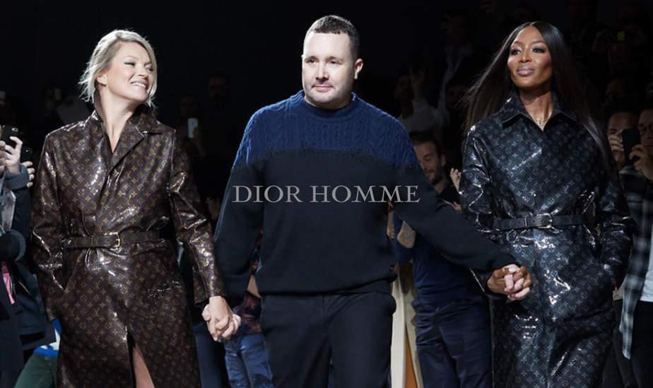 Kim Jones asume la Dirección Creativa de Dior Homme
